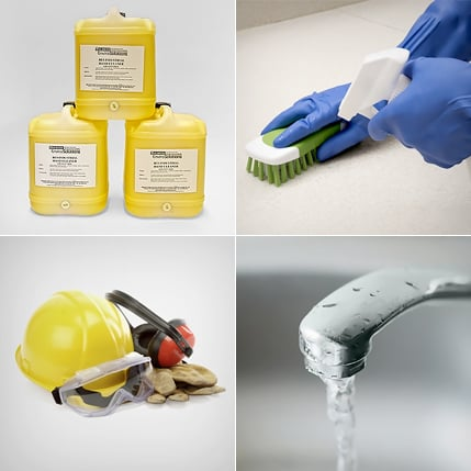 Mosaic: Cleaning and Safety Products