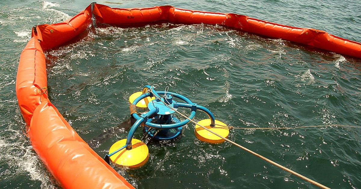 Msc oil skimmer