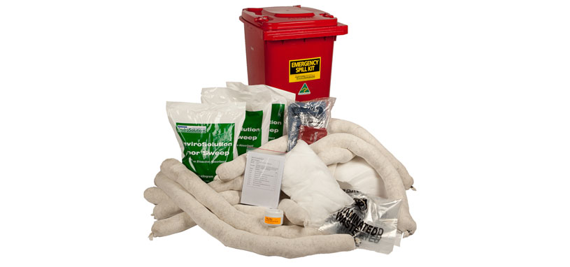 when do i need a general spill kit aux3 image